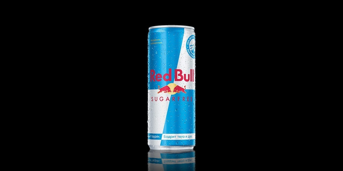 Red Bull Sugarfree 0,25
